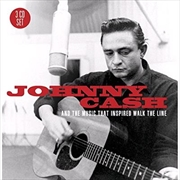 "Johnny Cash And The Music That Inspired ""Walk The Line"" 