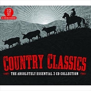 Country Classics- The Absolutely Essential 3cd Collection | CD