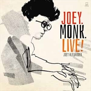 Joey Monk Live | CD