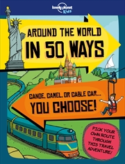 Around the World in 50 Ways | Paperback Book