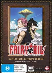 Fairy Tail Guild - Collection 3 - Episode 97-142