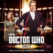 Doctor Who-Series 8 | CD