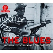 Blues: Absolutely Essential 3cd Collection