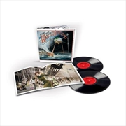 War Of The Worlds - Limited 40th anniversary Vinyl Edition