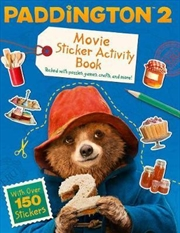 Paddington 2: Sticker Activity Book | Paperback Book