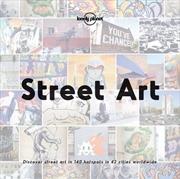 Street Art   Hardback Book
