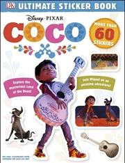 Ultimate Sticker Book: Coco
