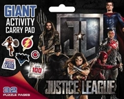 Justice League - Giant Activity Carry Pad