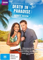 Death In Paradise - Series 7 | DVD
