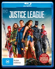 Justice League | Blu-ray