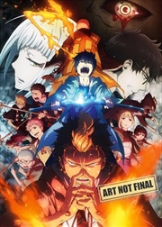 Blue Exorcist - Kyoto Saga - Vol 1 - Eps 1-6