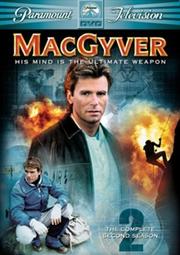 Macgyver - S2 | DVD