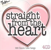 Straight From The Heart: 100 Classic Love Songs