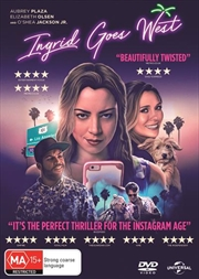 Ingrid Goes West | DVD