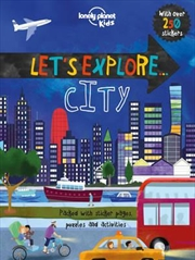 Let's Explore... City   Paperback Book