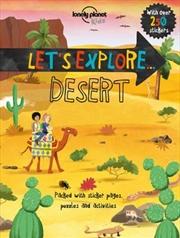Let's Explore... Desert   Paperback Book