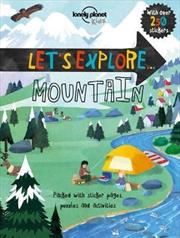 Let's Explore... Mountain   Paperback Book