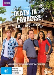 Death In Paradise - Series 1-7 | Boxset