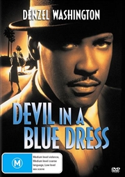 Devil In A Blue Dress | DVD