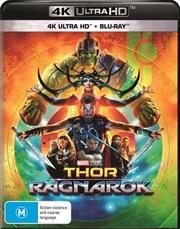 Thor - Ragnarok | Blu-ray + UHD