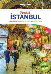 Lonely Planet Pocket Istanbul   Paperback Book
