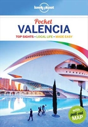 Pocket Valencia   Paperback Book