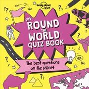Round The World Quiz Book   Paperback Book