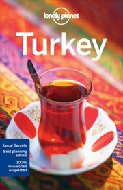 Lonely Planet Turkey   Paperback Book