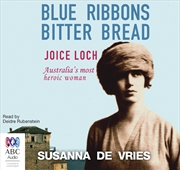 Blue Ribbons Bitter Bread