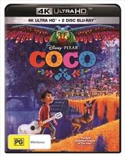 Coco | Blu-ray + UHD - Bonus Disc