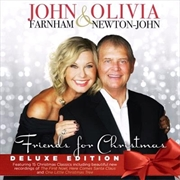 Friends For Christmas - Deluxe Edition | CD