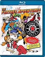 Further Live Adventures Of | Blu-ray