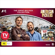 American Pickers - The Great Big Pick Collection