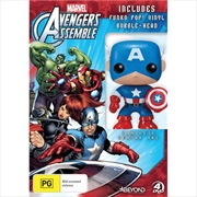 Avengers Assemble - Season 1 - Special Edition | DVD