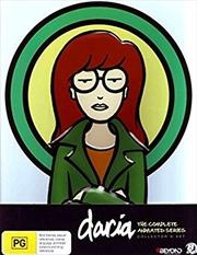 Daria - Complete Animated Series - Tin Box Set