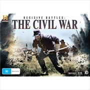 Decisive Battles - The Civil War