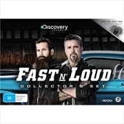Fast N' Loud Collector's Set