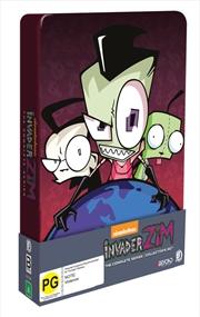 Invader Zim Collectors Tin