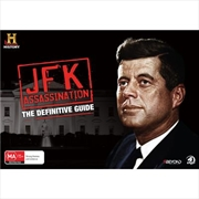JFK - The Definitive Guide