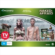 Naked & Afraid - Bares All Collection