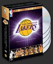 Nba La Lakers Collectors Set
