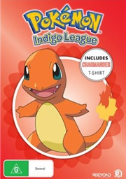 Pokémon - Season 1 - Indigo League (Includes T-Shirt) | DVD