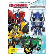 Transformers: Robots In Disguise - Season 1 (Special Edition) | DVD