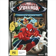 Ultimate Spider-Man: S2  | DVD