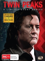 Twin Peaks - A Limited Event Series | DVD