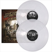 Resurrection - Limited Edition Clear Vinyl