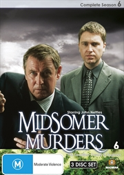 Midsomer Murders - Season 6 | DVD