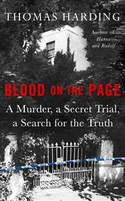 Blood on the Page: WINNER of the 2018 Gold Dagger Award for Non-Fiction | Paperback Book