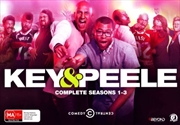 Key And Peele S1-3 Box