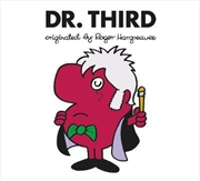 Doctor Who: Dr. Third (Roger Hargreaves) | Paperback Book
